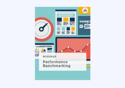 Webinar: Performance Benchmarking