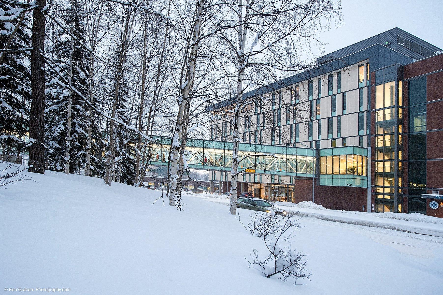 Alaska Native Medical Center Expands Teleradiology Services