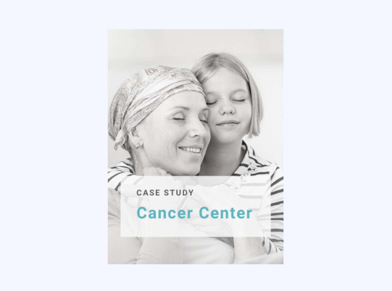 Cancer Center Cloud