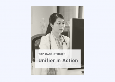 Unifier Case Studies and Use Cases