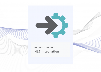 HL7 Integration Product Brief