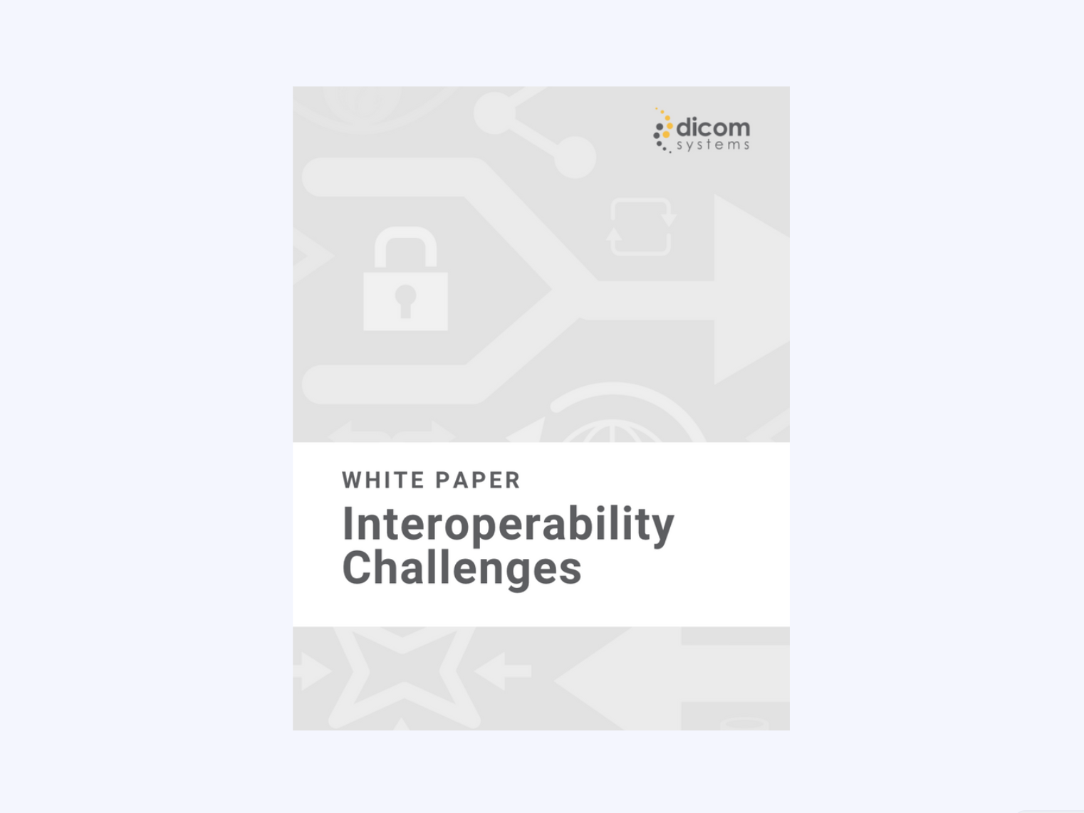 Interoperability Challenges White Paper