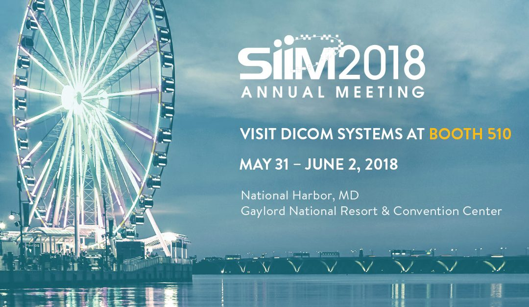 Dicom Systems Exhibiting Cloud-based workflows at SIIM18