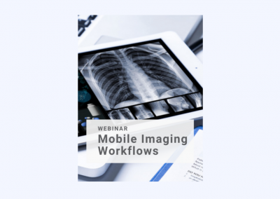 Integrating Mobile Into Medical Imaging Workflows