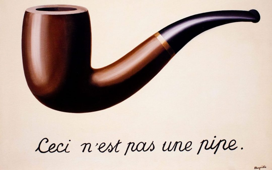 Ceci n'est pas une pipe (This is not a pipe): OCR (Optical Character Recognition) process and pitfalls for healthcare